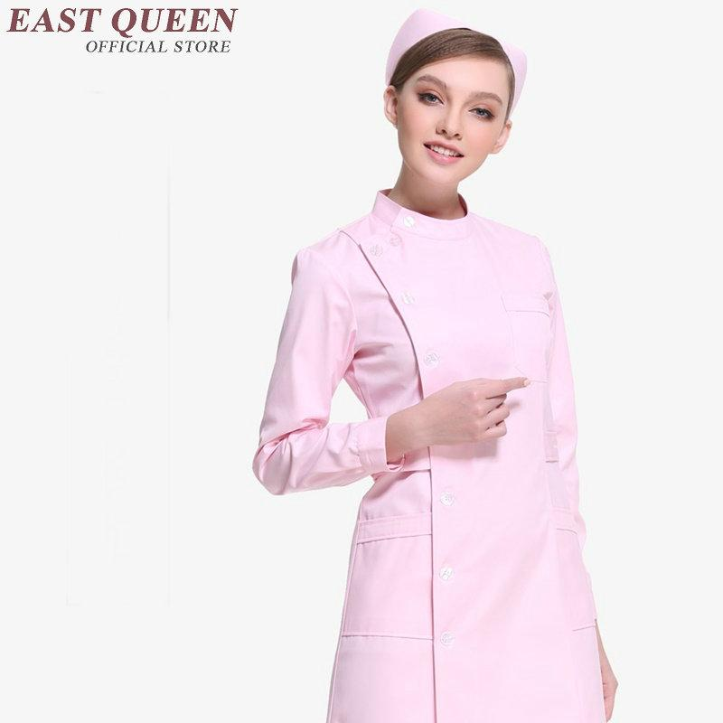 5ad06f96b6acd 2019 Hospital Nurse Medical Clothing Uniforms For Nurses White Nurse Uniform  Design 2017 New Design Medical Gowns KK168 From Eastqueen, $28.15    DHgate.Com