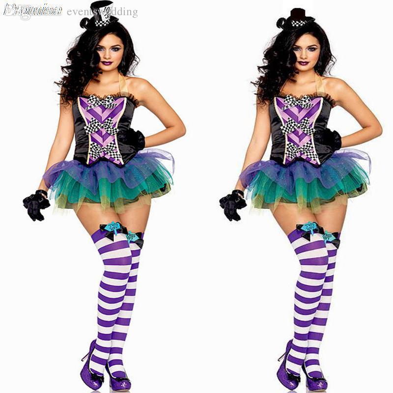 Discount Wholesale Hot Halloween Costumes For Women Cosplay Witch ...