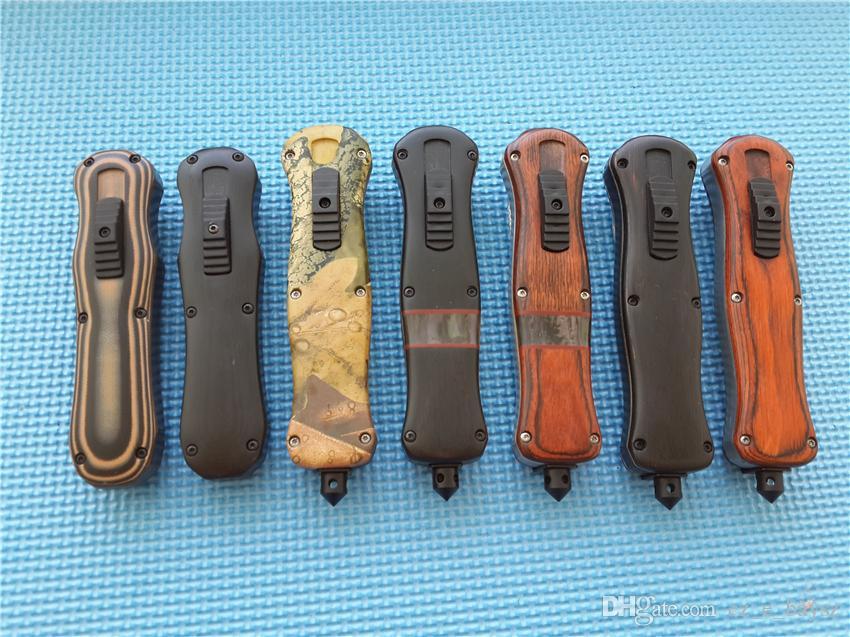 BM Bench 3350 3300 faca de Bolso D2 aço borda dupla planície tactical survival gear knives com caixa de varejo A07 616 A163