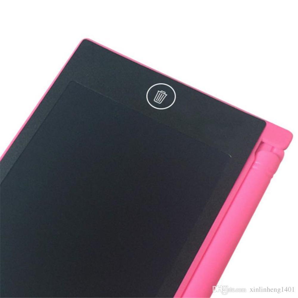 4.4 pollici mini LCD scrittura Tablet Graffiti tavolo da disegno bambini Digital Handwritting Pads bozza con OPP Borsa DHL libero