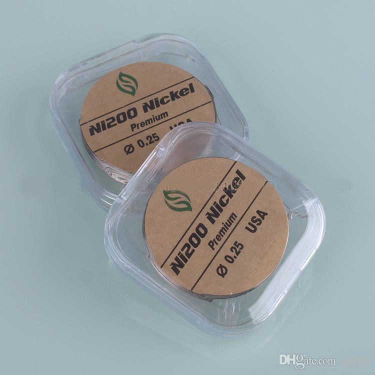 Nickle Ni200 Wire 2015 Newest Nickel Ni200 Wire Pure Wire with ...