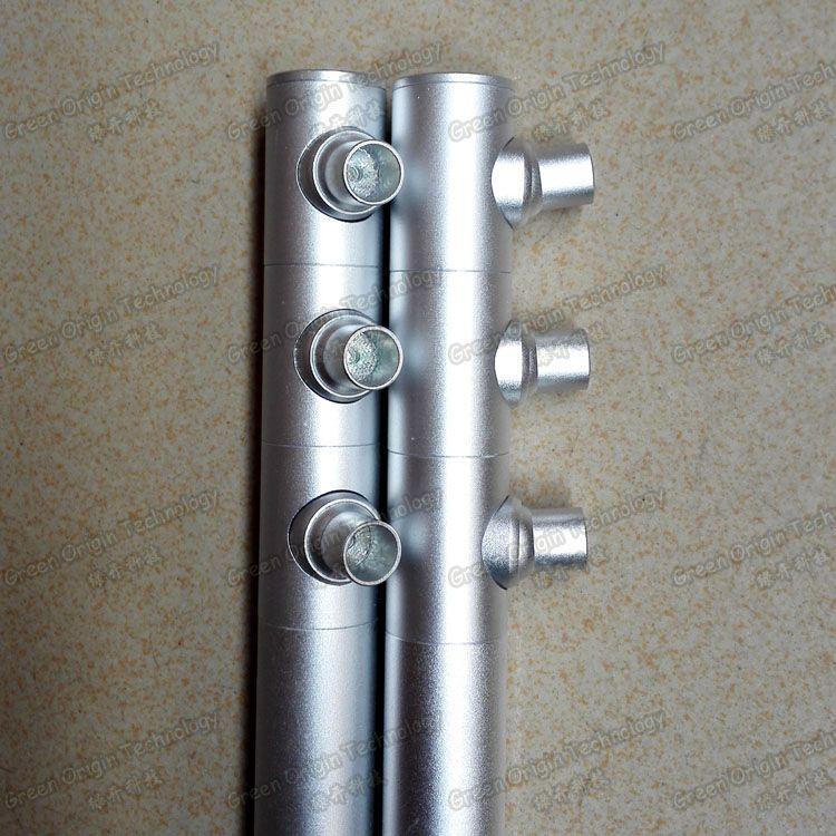 3W 165MM Hauteur LED Vitrine Vitrine Éclairage Pour Bijoux Montres Lunettes Assurance Qualité Chine Fabricant
