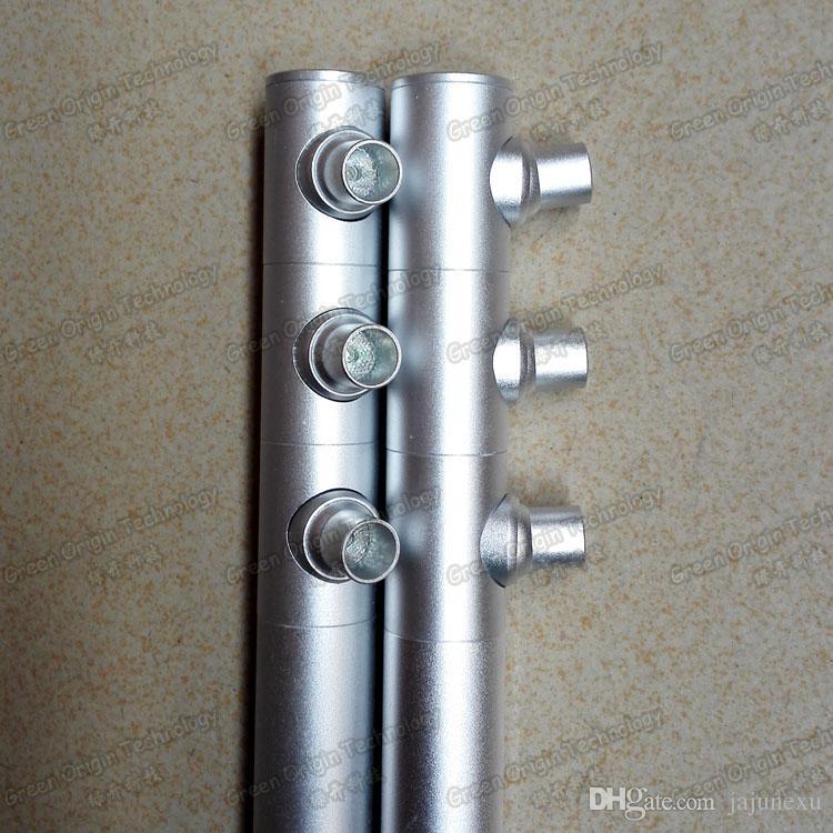 3W 165MM الارتفاع LED معرضا عرض القضية الإضاءة للمجوهرات والساعات نظارات ضمان الجودة الصين الصانع