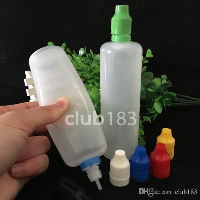 Großhandel 140ml E-Saftflaschen mit Kind Proof manipulationsFlaschenVerschlüsse und Nadelspitzen E Flüssigkeit Augentropfen E Flüssigkeit vorrätig