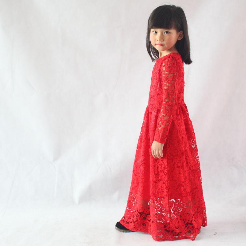 Großhandel Kinder Mode Kleidung Mädchen Kleid Baby Mädchen Kleidung ...
