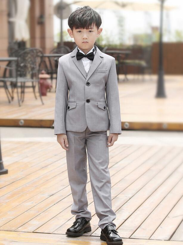 The Little Boy Boy Suit Of Flower Girl Dress Formal Occasions Suits