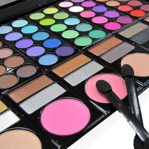 78 COLOR EYESHADOW EYE SHADOW BLUSH PALETTE MAKEUP KIT SET СДЕЛАТЬ НОВЫЙ КОРОБКУ