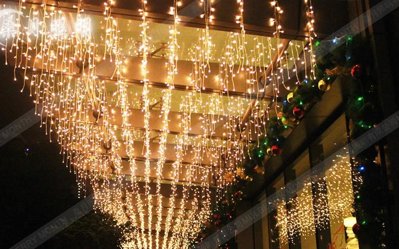 christmas lights outdoor decoration 5 meter droop 0 4 0 6m led rh dhgate com