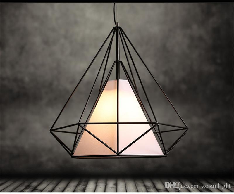 industrial lighting 110V 220V LED Pendant Lamps Modern Iron chandelier lights LED Incandescent Pendant Lamps Fit for Living Room E27 ty-011