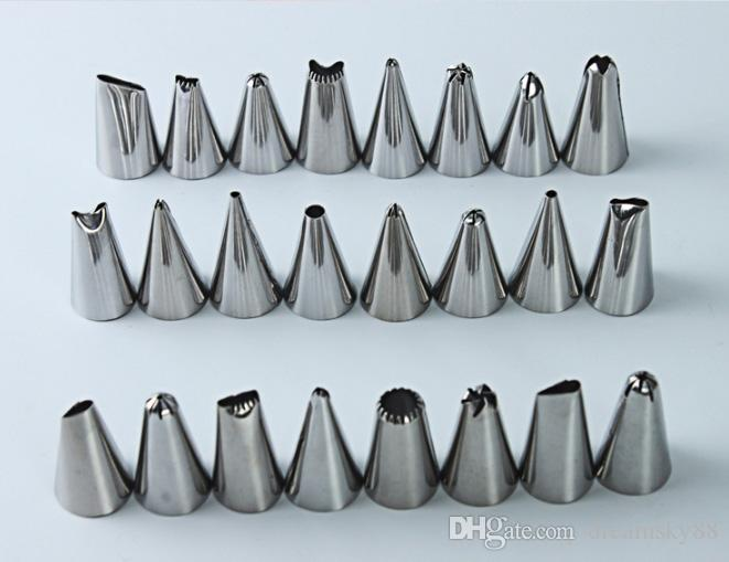 Icing Piping Nozzles Pastry Tips CUP Cake Decorating Sugarcraft Tool