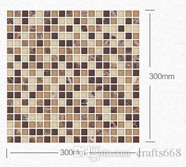 Настенная плитка из мозаики из натурального камня