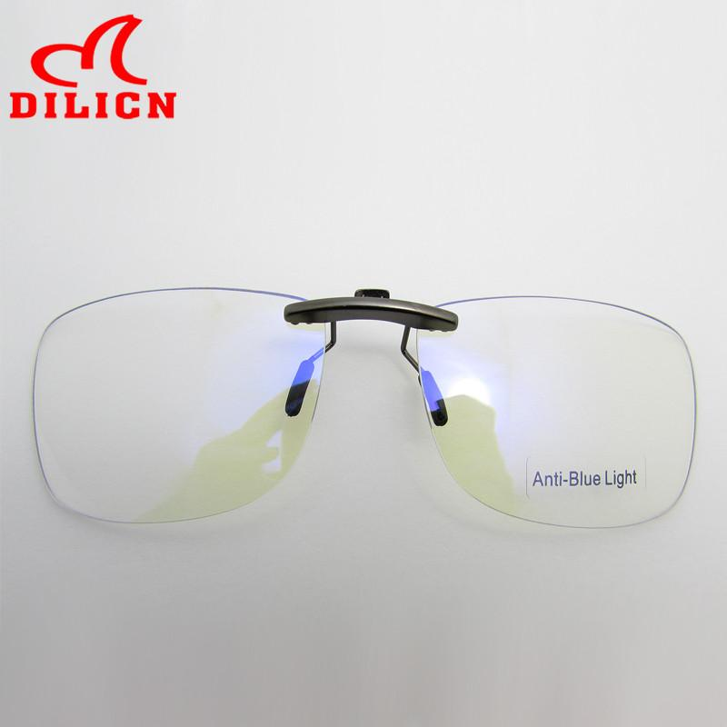 25aeb78ca7 Wholesale Blue Light Blocking Clip On Computer Reading Glasses Anti Blue  Rays Clip On Gaming Protection Eyewear Digital Eye Strain Relief Bolle  Sunglasses ...