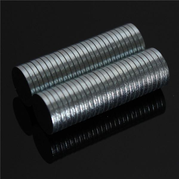 Hot Sale N52 Grade Thin Neodymium Disc Strong Magnets 8mm x 1mm Magnet 8*1mm order<$18no track