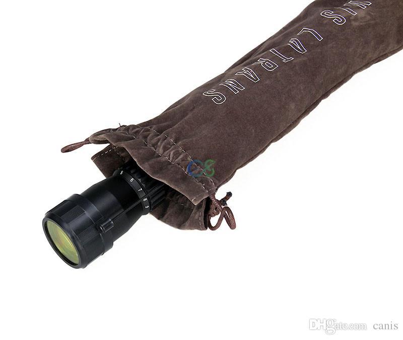 Canis Latrans 3-9X40 Tactical Scope Magnification 3X-9X Antiurto Black Scope uso esterno Spedizione gratuita CL1-0304