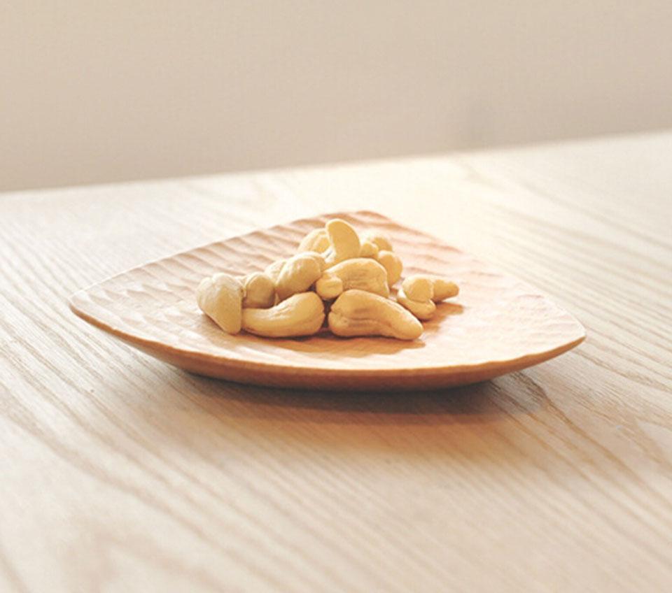 Restaurant Kitchenware kitchenware fruit tray beech wood dishes plates bar restaurant