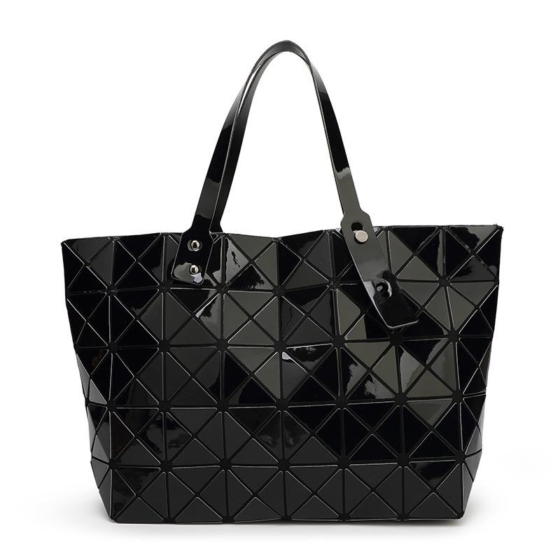 2016 New Baobao Women Pearl Designer Bags Diamond Lattice Totes ...