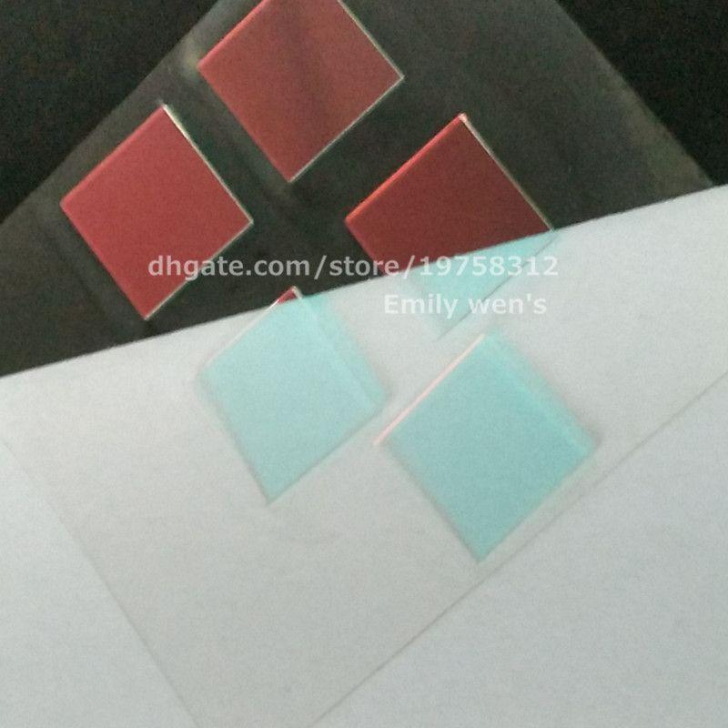 5pcs UV/IR 650nm filter IR cut filter / visible light pass filter