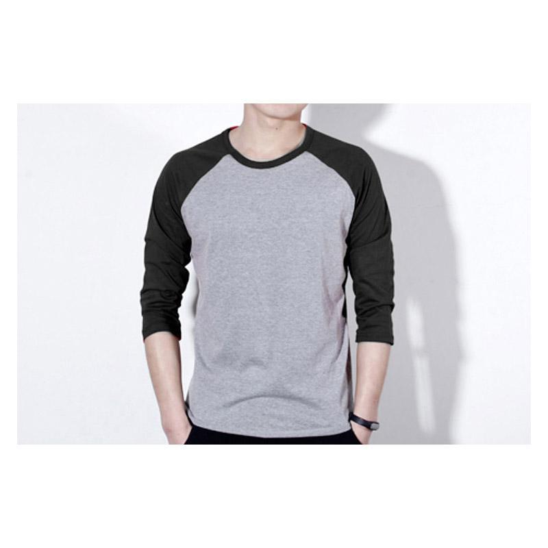 LOGOTIPO personalizado para hombre camisetas de moda de manga larga camiseta Color del caramelo camiseta Adultos colores de impresión sombrío muy