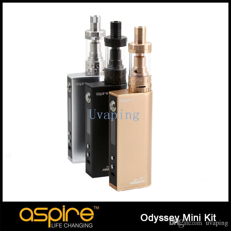 Оригинальный мини-комплект Odyssey Triton mini Tank 2 мл Pegasus mini Серебро Черное золото Мини-набор Odyssey от Aspire бесплатная доставка