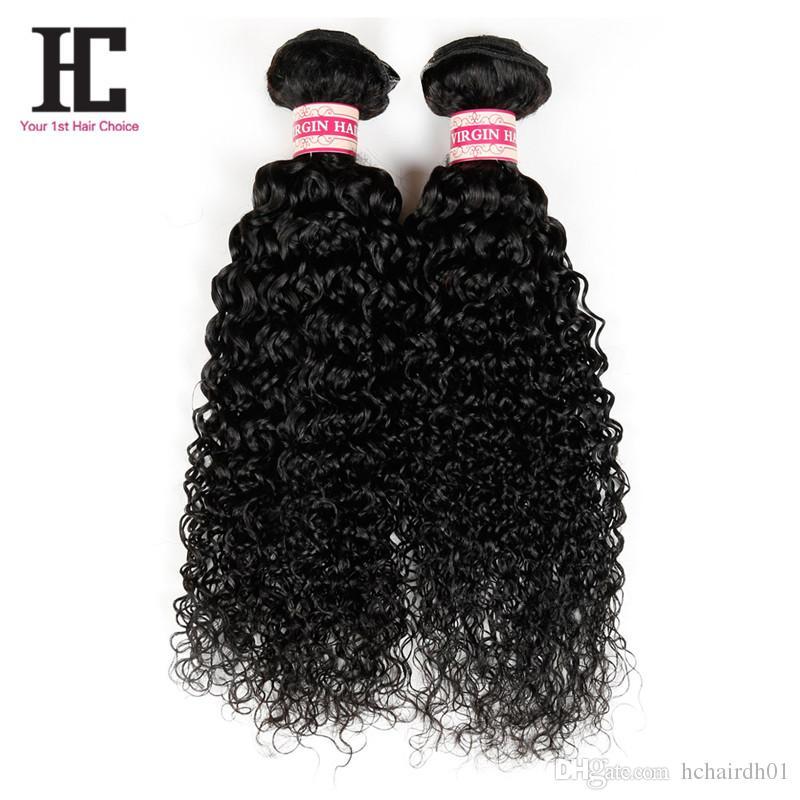 Pas cher 2 Bundles Non Transformés Cheveux Humains Brésilien Corps Vague Droite Bouclés Cheveux Vague de Corps Cheveux Humains Non Transformés Cheveux Brésiliens