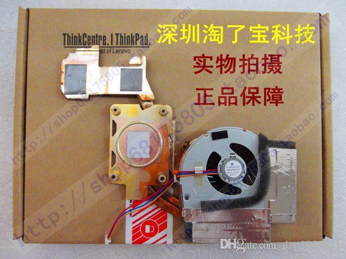 100% NIEUWE ORIGINELE 45N5492 45N5493 Koeler voor IBM ThinkPad T500 W500 Koeling Heatsink met ventilator
