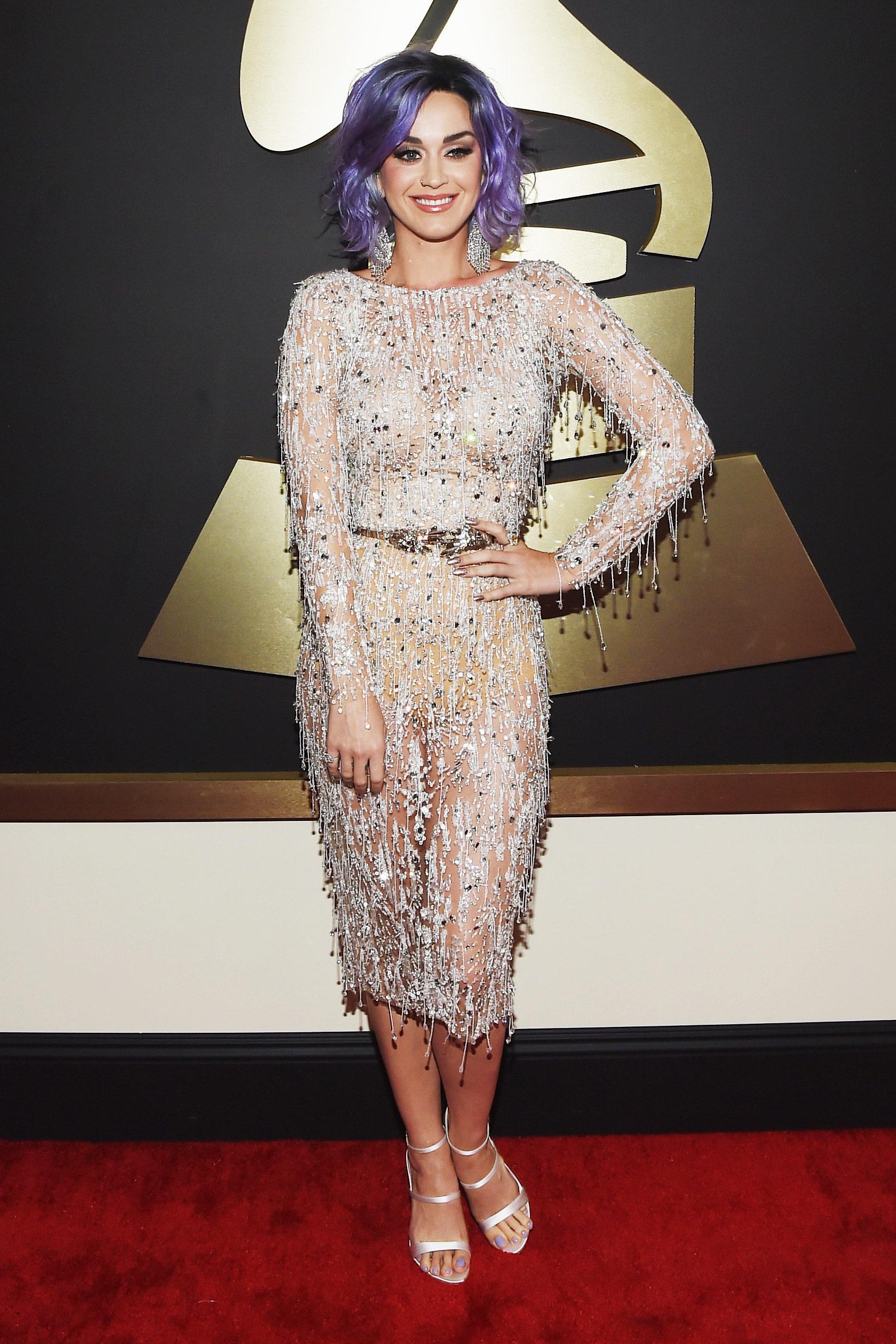 Fancy Katy Perry Prom Dress Embellishment - Colorful Wedding Dress ...