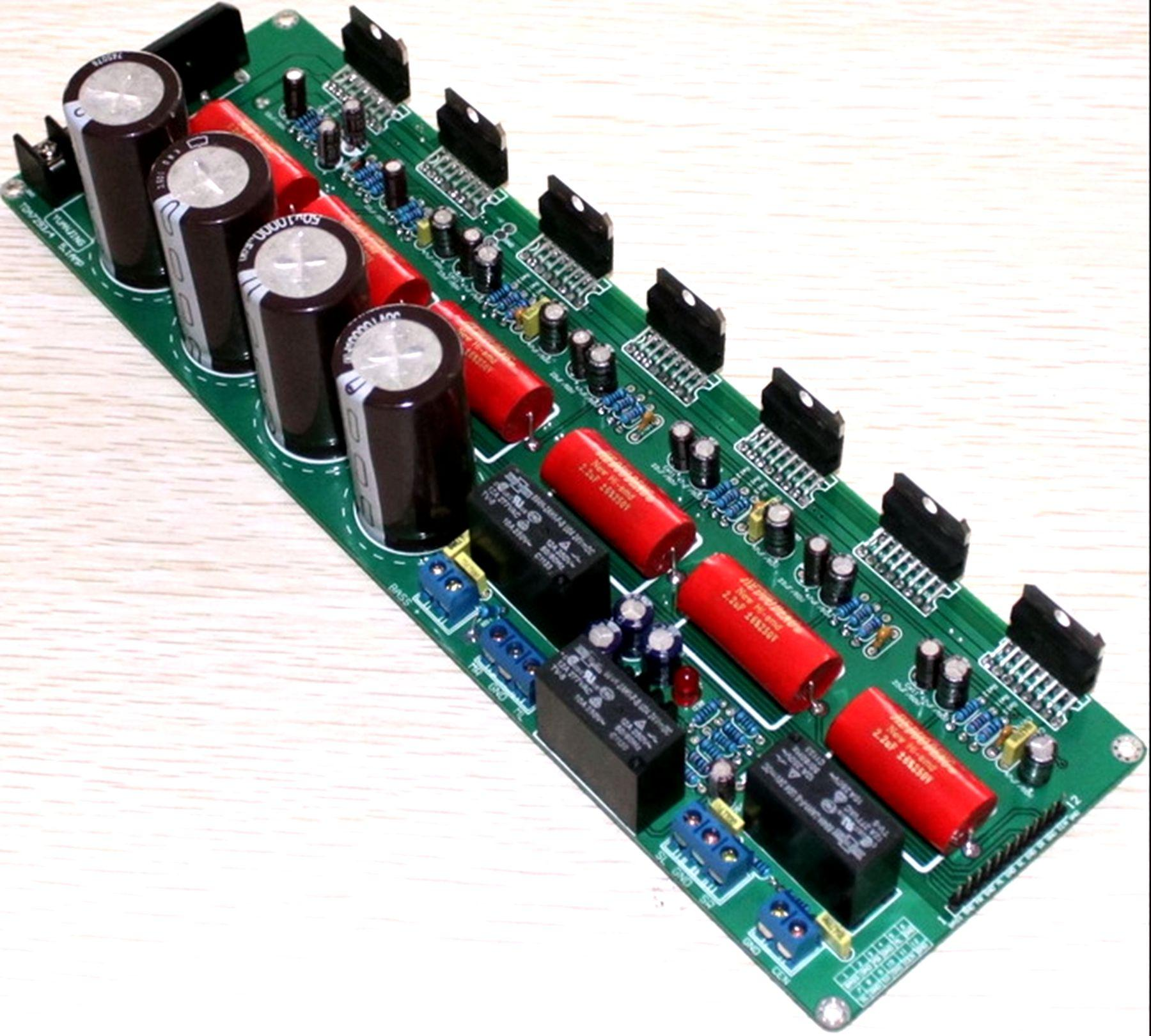 High Power Amplifier Free Download Circuit Design With Ic Lme49810 Electronic Best Tda7293 5 1 Channel Board Pure Post Stage Boards