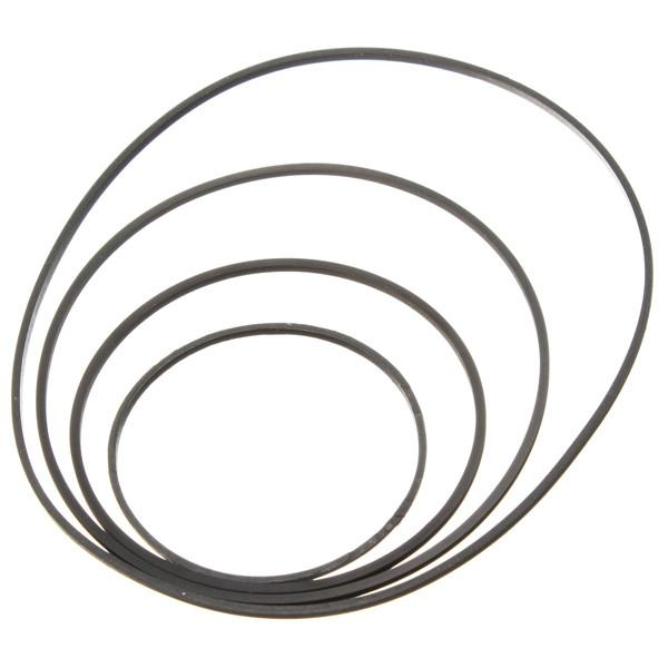 Lowest price Small Fine Pulley Belt Engine Drive Belts for DIY Toys Module Car