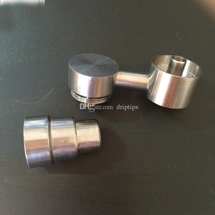 男性と女性のジョイントの肘のないチタンネイル1普遍的なGR2チタン釘で14mm 18.8mm 4