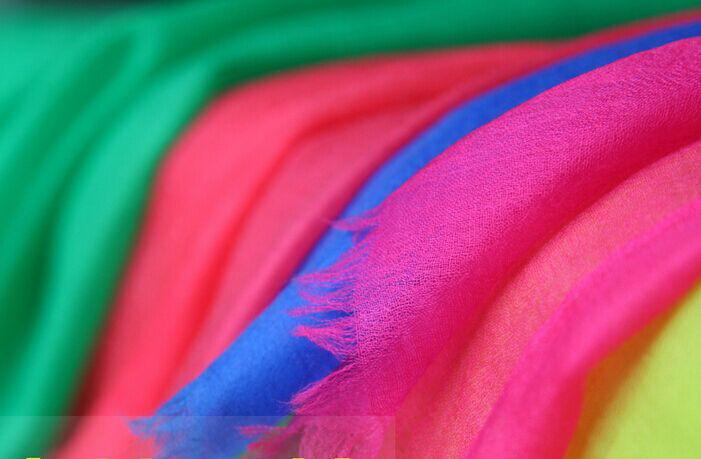 Elegantes Inner Mongolia 100% 300 Kaschmirwollschal Schal-Verpackungs-Frauen Mädchen-Damen-Schal Weihnachtsgeschenk 230 * 100cm 60grams / # 3962