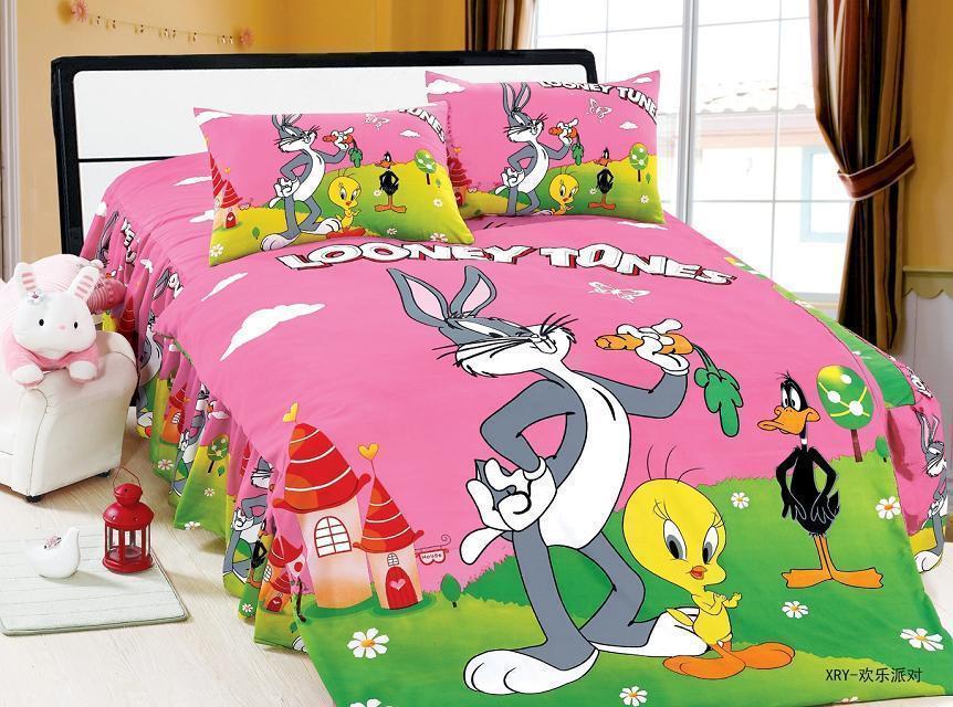 Daffy Duck Looney Tunes Comforter Bedding Sets 3