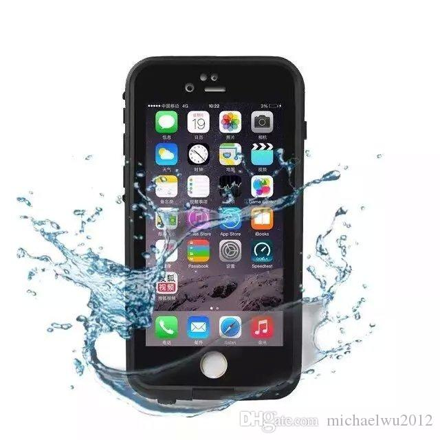 2017 Wholesale XLF Multi-function Ultra-thin Waterproof Shockproof Dustproof Phone Case Pouch Bag for iphone 6 6s plus 7 plus