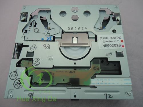 Brand new Fujitsu ten single CD loader mechanism DA-30-11F DA-30-14 for chevrolet Toyota Voice car navigation sounds systems