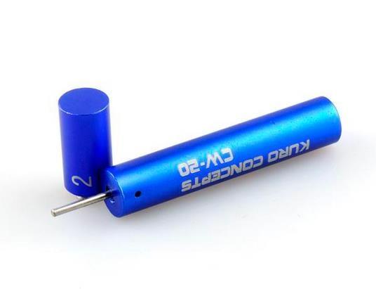 Kuro Koiler Tel Sarma Aracı Kombine 1mm1.5mm2mm2mm3mm Kiti RDA Bobin jig Bobin Sarıcı E Sigara için RBA RDA Atomizer FJ061