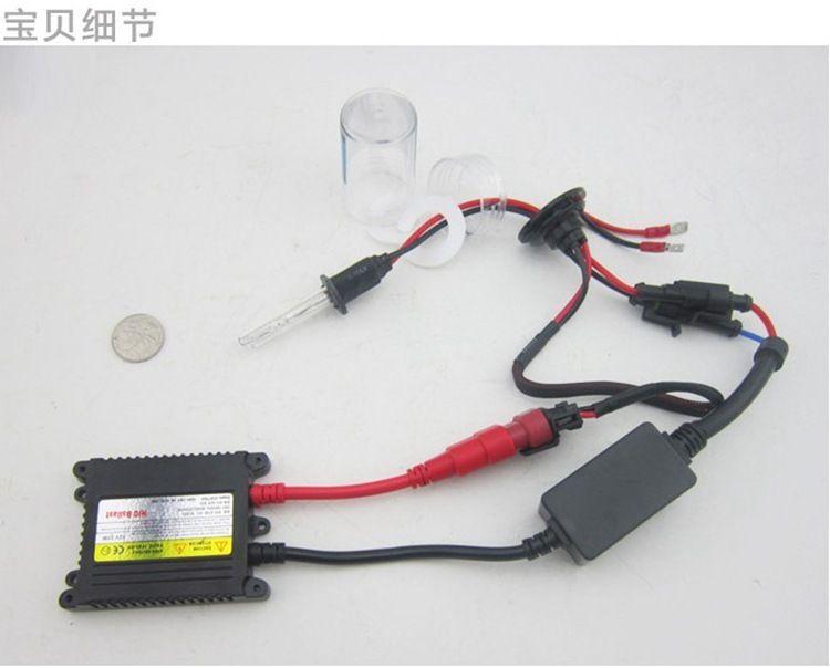 Ücretsiz Kargo HID Xenon Kiti H1 H3 H7 H8 H9 H10 H11 9005 9006 880, Karışık Modeller Olabilir