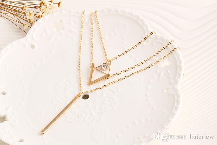 Ziemlich Choker Collier Halsketten Boho Perlen Diamant Kette Mehrschichtige Halsketten Für Frauen Männer Bar Layered Quaste Metall Gold Kette Halskette