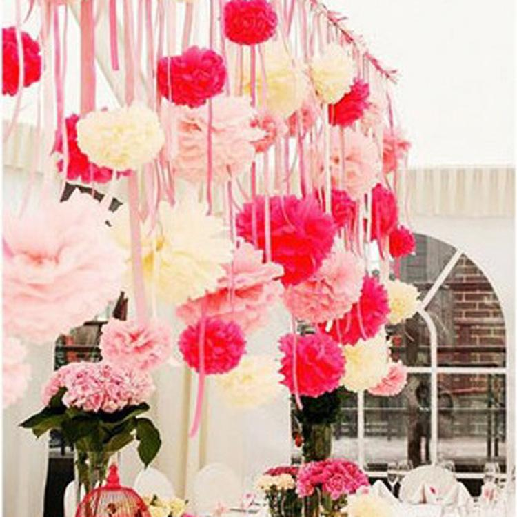 Wholesale paper flowers image collections flower decoration ideas 2018 wholesale craft paper flowers ball 20cm 35cm diy artificial 2018 wholesale craft paper flowers ball mightylinksfo
