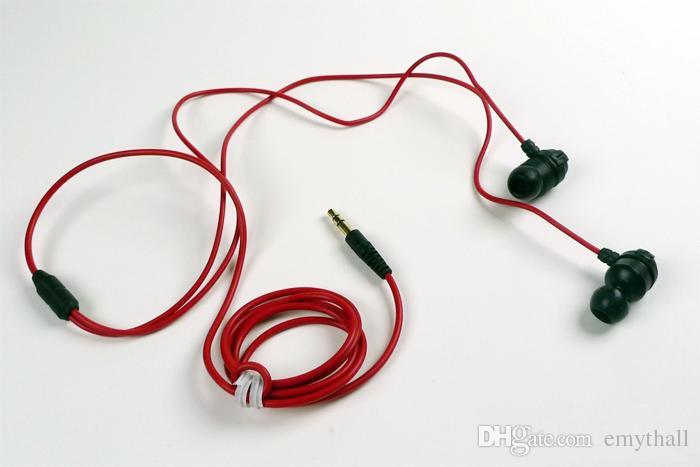 Alta Qualidade Fone de Ouvido Estéreo de Alta Qualidade Fones De Ouvido Estéreo fone de ouvido para iPhone ipad iPod com pacote de varejo