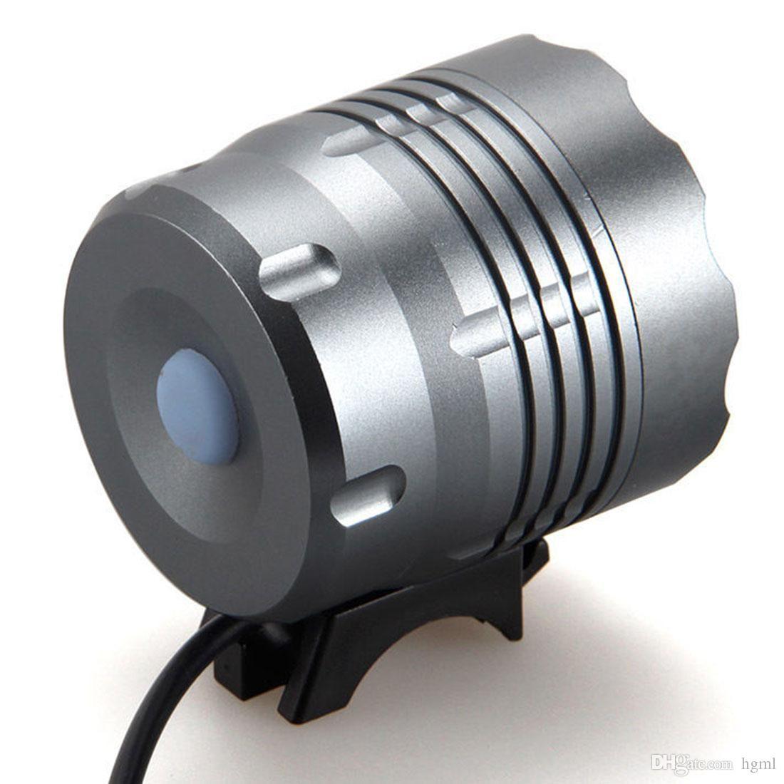 Waterproof 8000Lm 5x CREE XM-L U2 LED Front Bicycle Light Bike Headlamp Head Lamp Headlight for Camping Fishing Caving BLL_007