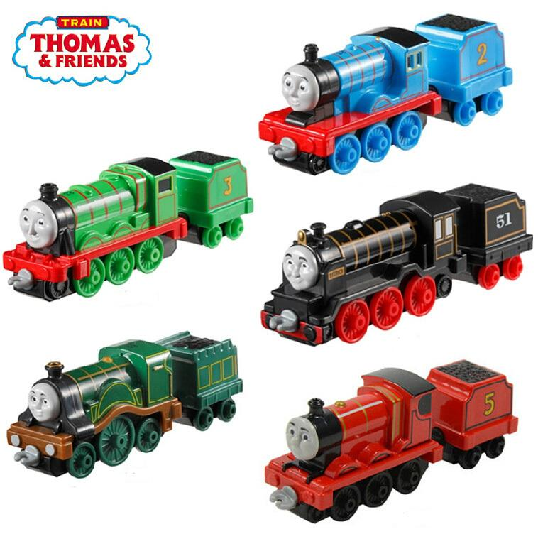 Wooden Railway is the iconic Thomas & Friends train system that brings the story of the #1 Engine to life! From quality wood engines and tracks to an expandable world of destinations and accessories, this premium system gives your little engineer tracks to grow.