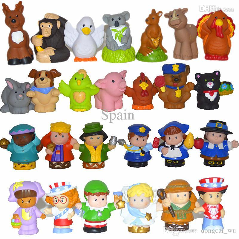 Best Little People Toys : Best wholesale new little people pvc figure dolls toys