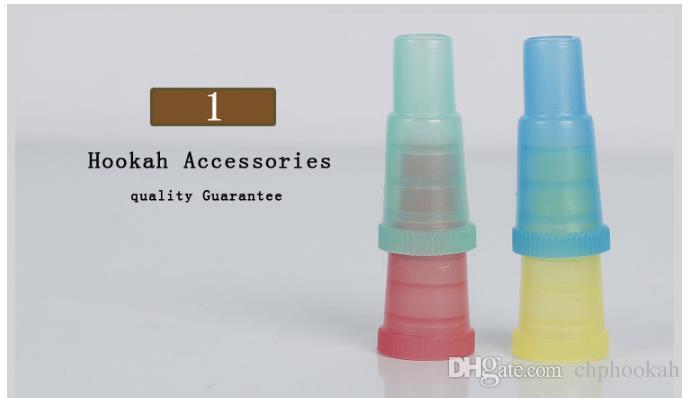 Кальян мундштук 100 капсул горячие пластиковые мини кальян аксессуары одноразовые сигареты держатель для охраны окружающей среды
