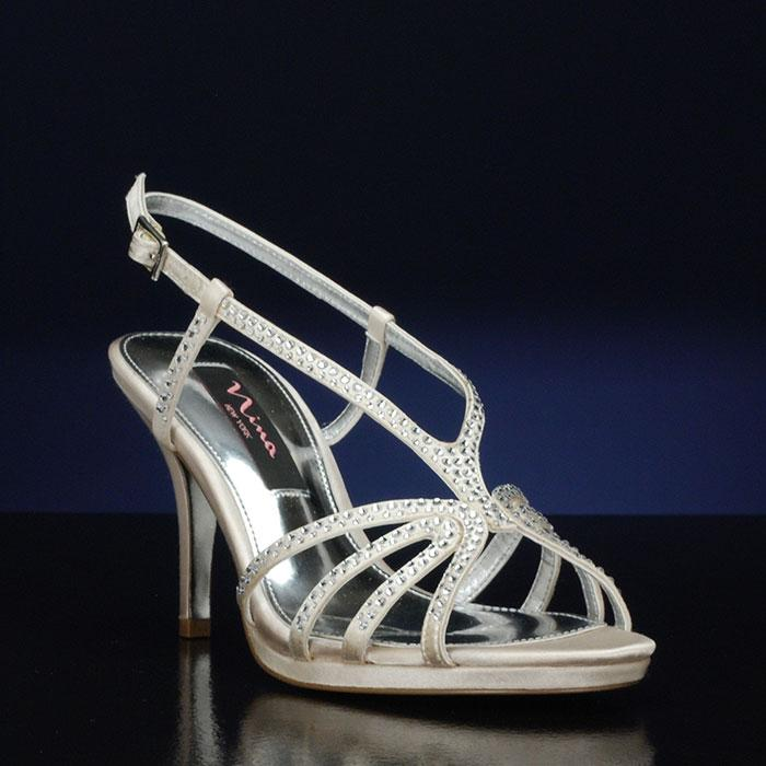 Bridal Wedding Shoes White Rhinestone Wedding Shoes 2016 Buckle Strap Womens Sandals Custom Made Plus Size Ladies Evening Shoes Sexy
