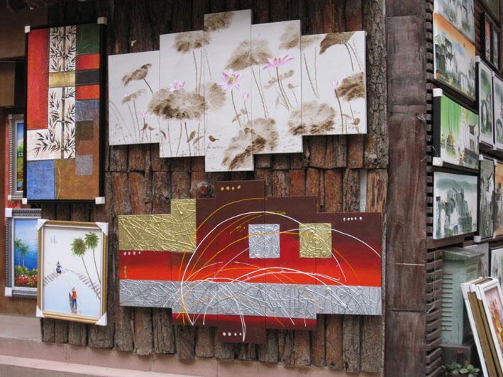 Бесплатная доставка ручная роспись холст стены искусства абстрактная живопись современная акриловые цветы мастихином картина маслом украшения дома