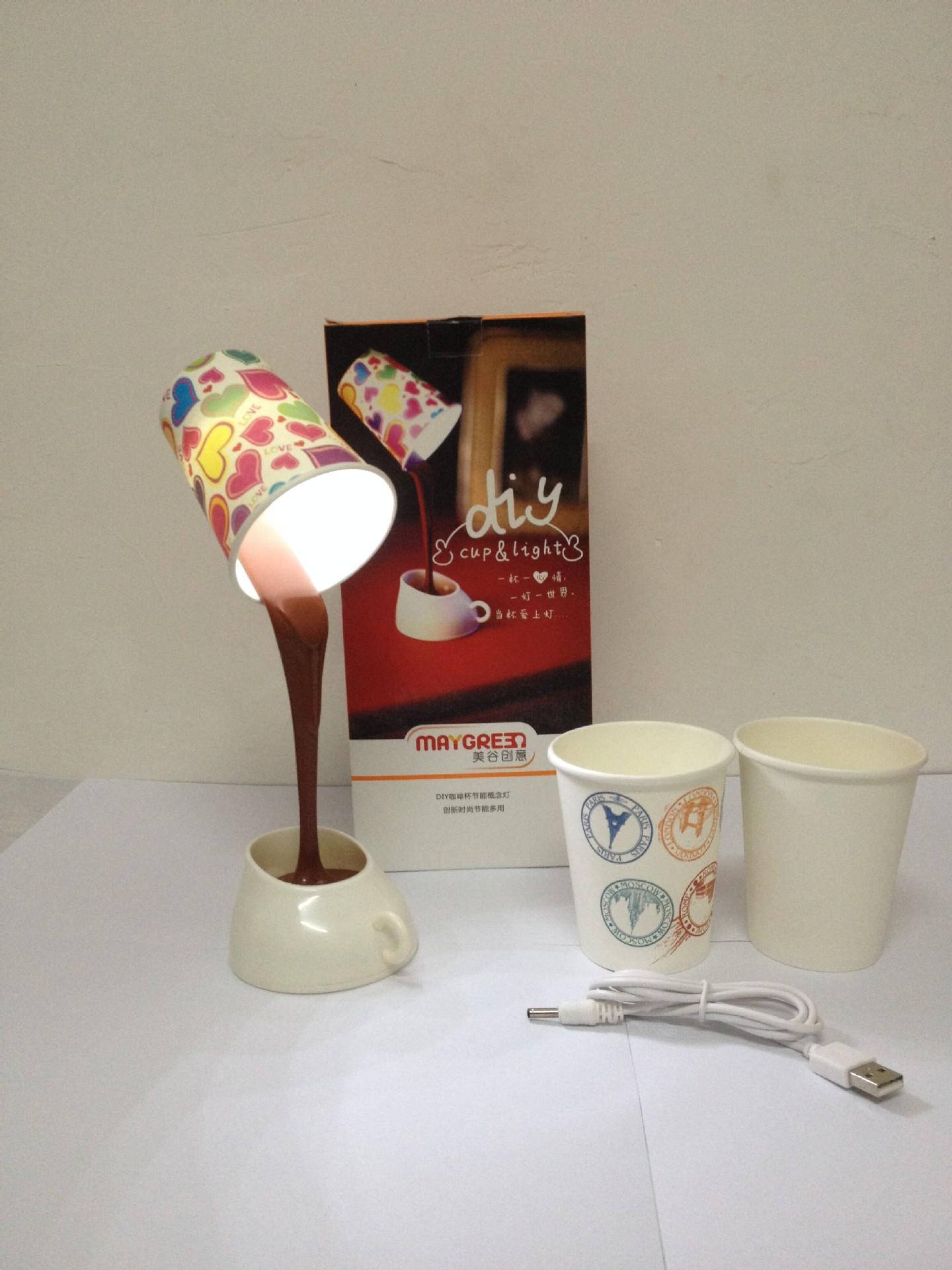 wholesale high quality diy lampshade usb battery power source led