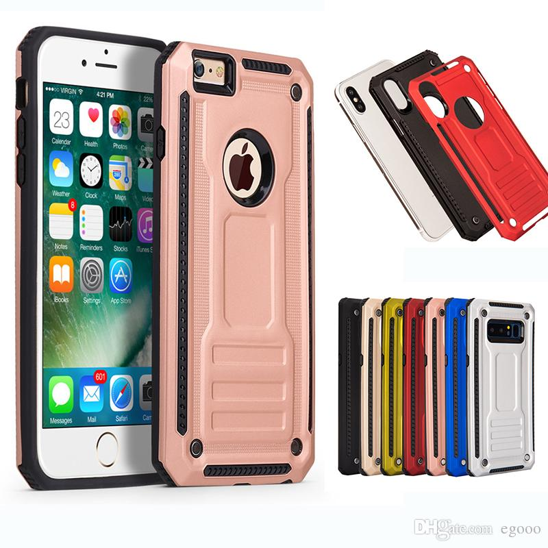 a15d08bde30 Armor Case 2 In 1 Dedender Hybrid Armor Cases Cover For IPhone X ...