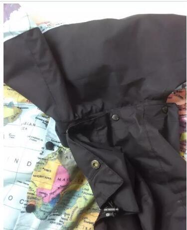 19ss 브랜드 의류 플러스 사이즈 XXXL 맵 재킷 반사 재킷 코트 남성 여성 패션 윈드 코트 후드 자수 겉옷