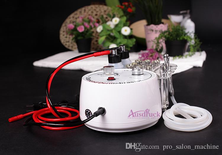 Fast shipping 3in1 Diamond Microdermabrasion Dermabrasion Peeling Skin Care Rejuvenation Machine high quality
