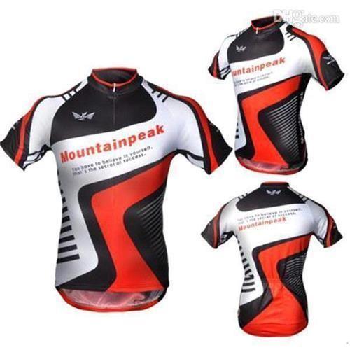Summer Hot Sale Mountainpeak Team Cycling Jerseys Bicycle Wear Short Sleeve Custom  Bike Jersey Set With Bib AAA Quality Jersey Cycling Bike Short From ... 10e35680c