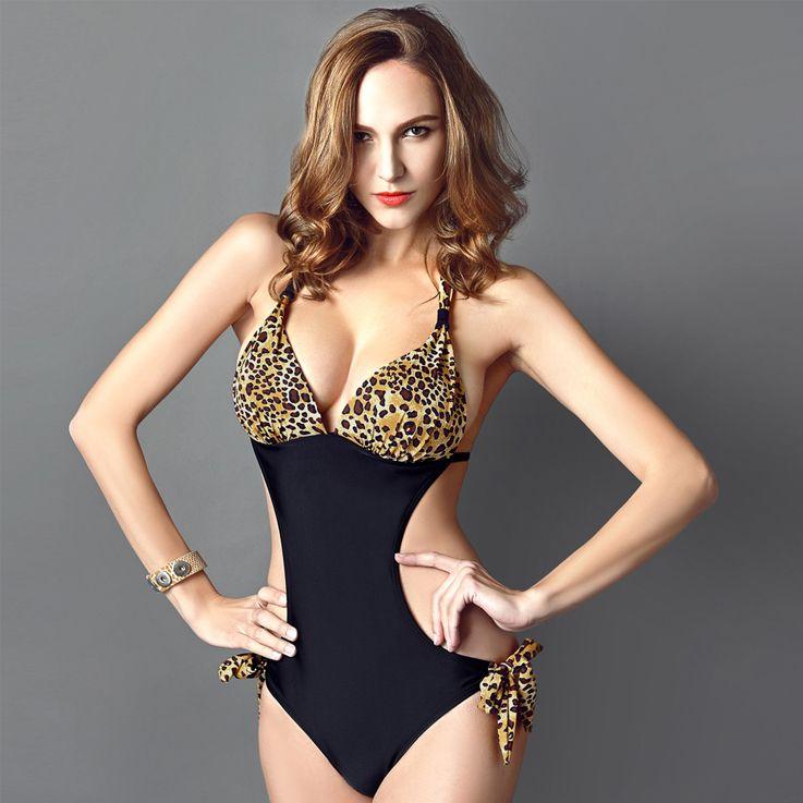 b8fa5b8486 2019 New Mini Bikini Plus Size Swimwear Swimsuits Sexy Womens One Piece Swim  Bathing Suits Bikinis For Women Push Up Lingerie Swimsuit Straps From ...